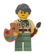 LEGO® Ninjago™ Misako Minifig - Lloyd's Mom - with accessories - $5.93