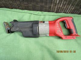 Milwaukee V28 Sawzall Heavy Duty Cordless~Bare Tool~Reciprocating Saw 0719-20 - $65.00