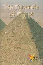 The Pyramids of Egypt (Rosen Real Readers: Fluency) [Paperback] O'Donnell, Kerri