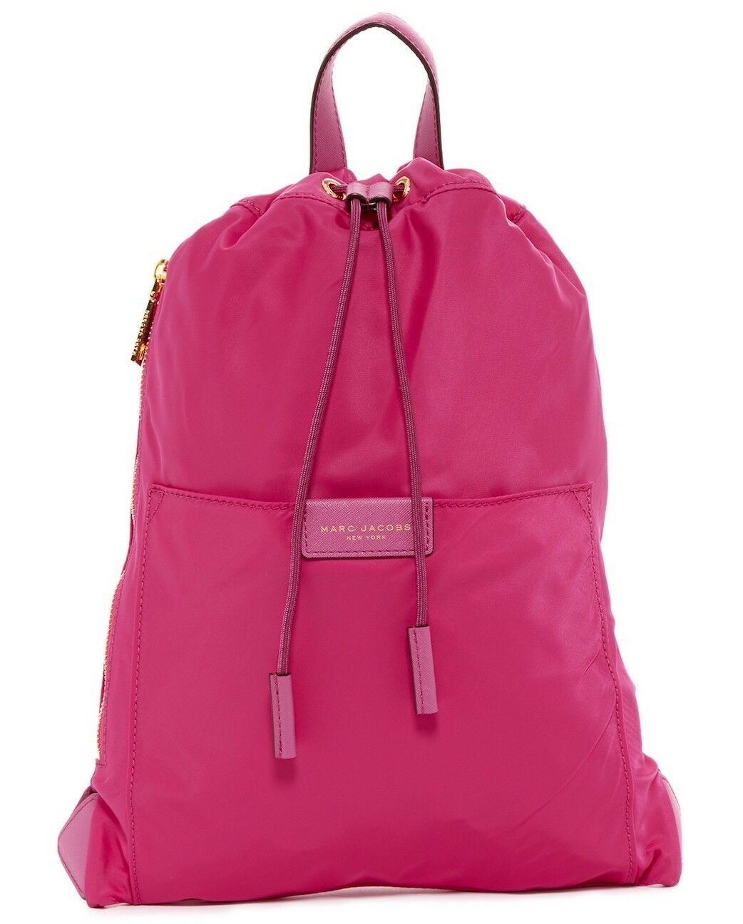 Primary image for Marc Jacobs Backpack Active Nylon Drawstring NEW