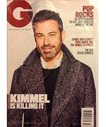 GQ Magazine (February, 2018) Jimmy Kimmel Cover [Single Issue Magazine] ... - $6.92