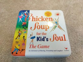 Chicken Soup for the Kid's Soul Vintage Game 1999 Cardinal in Tin Never Played - $40.61