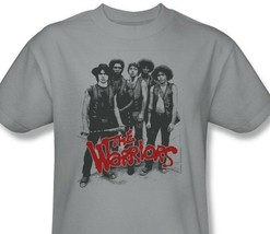 The Warriors Movie T-shirt Free Shipping 70's retro style 100% cotton tee PAR439 image 1