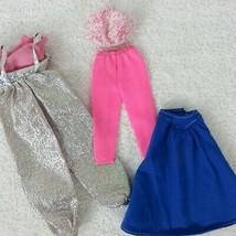 Lot of 5 Vintage 80s Barbie Doll Clothes - $12.82