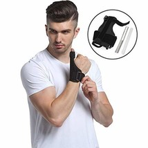 Thumb Splint Breathable Thumb Spica Wrist Support Brace for De Quervains... - $11.54