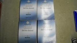 2008 Chrysler Pacifica Servizio Negozio Riparazione Officina Manuale Set... - $39.49