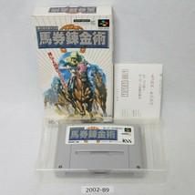 Nintendo Snes Baken Renkinjutsu en Caja Laboral Sfc Juegos 2002-89 - $27.14
