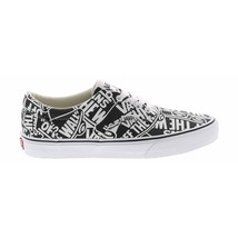 MEN'S VANS DOHENY VN0A3MTFUZ9 (OTW REPEAT) BLACK/WHITE DS BRAND NEW - €36,43 EUR