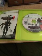 MicroSoft XBox 360 Ninja Gaiden II image 2
