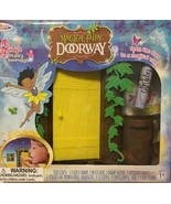 New Ruby's Magical Fairy Doorway Toy Play Set Stickers Mailbox Tink Stor... - $14.79