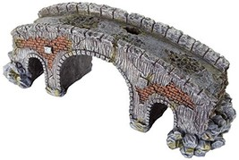 BioBubble Origins Series Old Stone Bridge Ornament, Large - $34.57