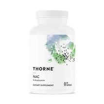 Thorne Research - NAC Formerly Cysteplus - N-Acetylcysteine for Liver Support, D