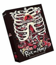 USAOPOLY Rick and Morty Anatomy Park 1000 Piece Jigsaw Puzzle Game Adult... - $29.21