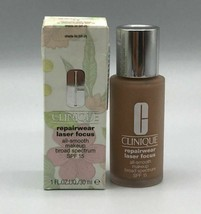 Clinique Repairwear Laser Focus All Smooth DISCONTINUED Foundation Shade 04   - $70.11