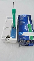 Oral B Pro-1 Rechargeable  Toothbrush Green    New - $27.71