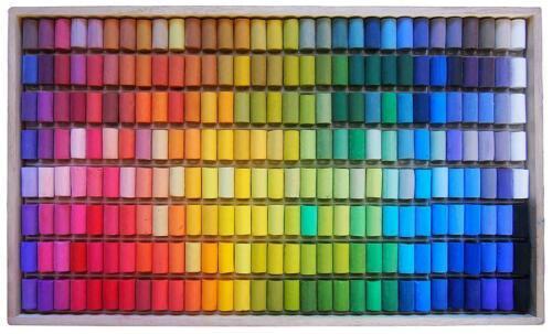 Gondola Soft Pastels 242 Colors Set Handmade Worldwide