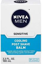 Nivea Men Sensitive Cooling Post Shave Balm 3.3 oz. - $12.86