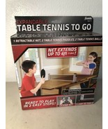 Brand New Tabletop Hockey And Tabletop Tennis To Go - Franklin - $19.75