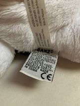 """Webkinz Jack Russell Terrier HM168 Soft Plush Animal Ganz W Code Tag 11"""" Used image 11"""