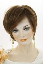 Light Chestnut / Medium Auburn Brunette Short Lace Front Jon Renau Straight Wigs - $164.26