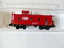 Micro-Trains # 10000410 Norfolk & Western 36' Riveted Steel Caboose N-Scale image 1