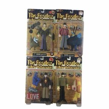 1999 McFarlane Beatles Yellow Submarine Action Figures John Paul George ... - $88.48