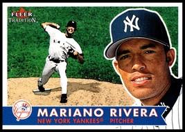 2001 Fleer Tradition #137 Mariano Rivera NM-MT New York Yankees - $1.99