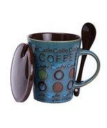 Kylin Express Creative & Personalized Mugs Porcelain Tea Cup Coffee Cup ... - $22.03