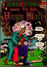 Binky Brown meets the Holy Virgin Mary 1972, Last Gasp, 2nd print, Justi... - $15.00