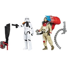 Star Wars basic figure 2-Pack Bayesian marble %26 Stormtrooper officer painted a - $63.85