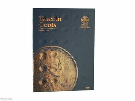 Lincoln Cent # 2, 1941-1974 Coin Folder by Whitman - $5.99