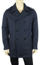 NEW TOMMY HILFIGER ITALY WATER RESISTANT DOUBLE BREASTED JACKET COAT M $389 - $152.99