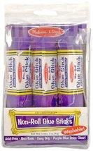 Non-Roll Glue Stick 3 Pack - $6.85