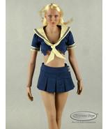 1/6 Phicen, TBLeague, SD - Female School Girl Navy Uniform + Navy Skirt Set - $26.24