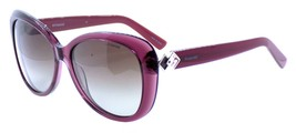 Polaroid PLD 4050/U/S LHFWJ Women's Sunglasses 58-16-140 Burgundy / Gray - $43.49