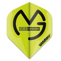 Winmau Mega MVG Green Standard Dart Flights - $1.75