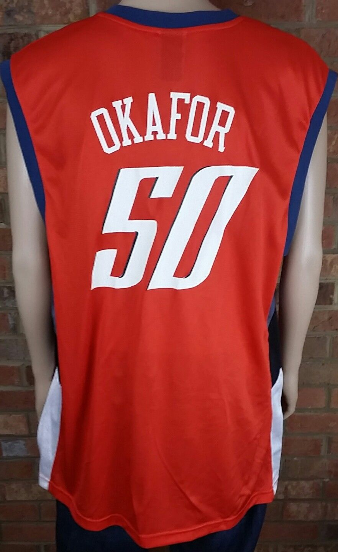 f9b5ae27 Reebok Charlotte Bobcats Emeka Okafor #50 and 50 similar items
