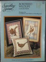 Something Special #90018 BORDERED WILDLIFE Cross Stitch Pattern Collection - $4.00