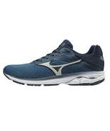 Mizuno WAVE RIDER 23 Men's Running Shoes Sport Blue Marathon Walking J1G... - $148.71