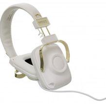 WeSC Premium White Los Angeles Maraca Headphones Jason Lee B405731001 LA NIB image 3