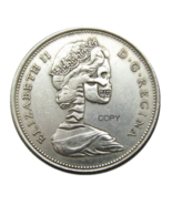 Hobo 1967 ELIZABETH II DEI GRATIA REGINA (1st portrait)Canadian Dollar C... - £5.73 GBP