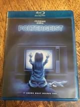 Poltergeist [1982] (Blu-ray Disc, 2010) Horror - $9.00