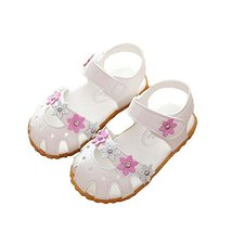 Hollow Shoes Sandals Summer New Girls Sandals Korean Princess Baby Shoes