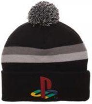 Playstation Logo Chrome Weld Acrylic Beanie  - $17.50