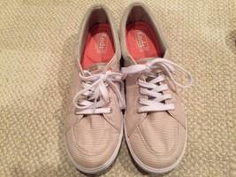 keds Women's Sneakers Canvas WF54828 Beige Size 8 - $13.11 CAD