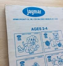 Vintage 70s Jaymar squirrel puzzle- art by Mary Warren image 6