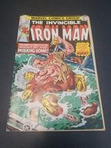 INVINCIBLE IRON MAN # 84 BRONZE Age THE FREAK - $5.89