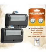 2 For Chamberlain Liftmaster Craftsman Garage Door Opener Remote 891LM (... - $19.36