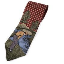 Van Heusen Corporate Casual Golfer Tie Necktie - $14.81