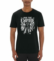 Star Wars Support the Troops Men's Black T-Shirt - $20.28